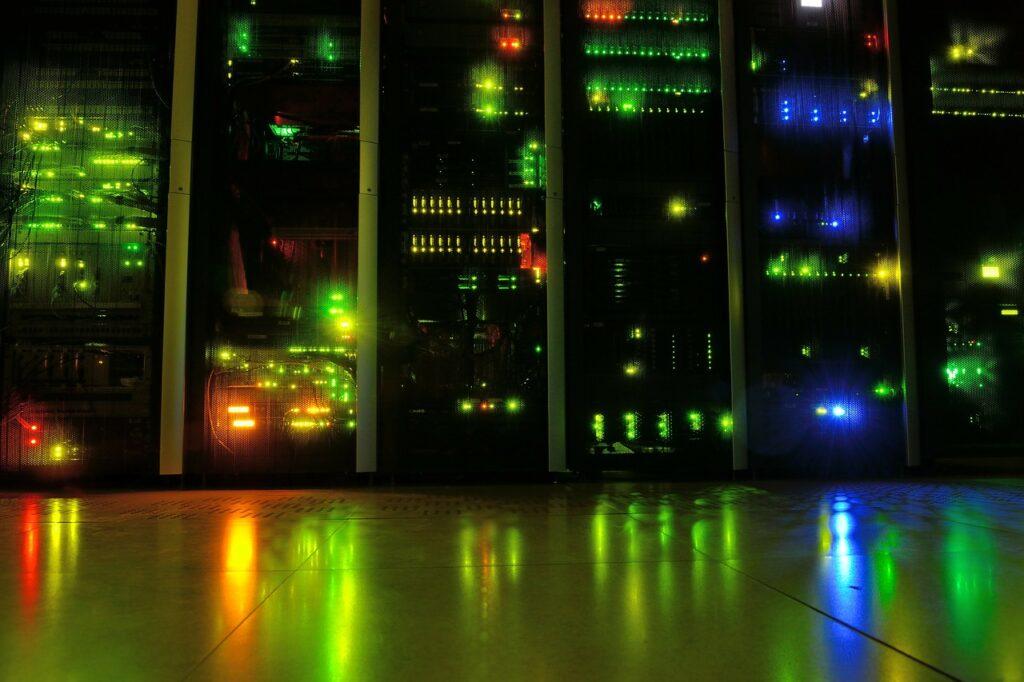 сървърно помещение Cloud VPS