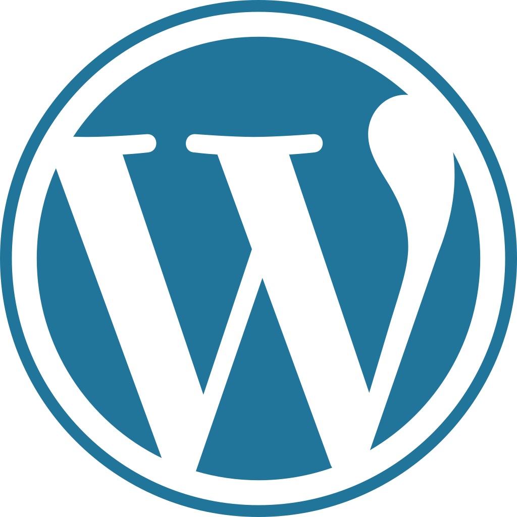 Лого WordPress хостинг